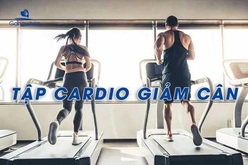 Tổng Hợp Những Bài Tập Cardio Giảm Cân Thần Tốc