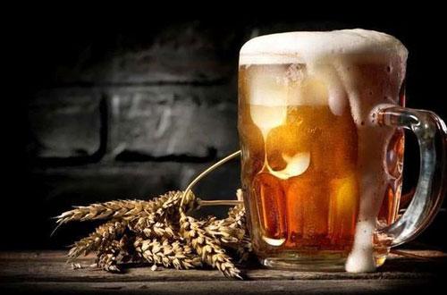 Cách gội đầu bằng bia thông thường