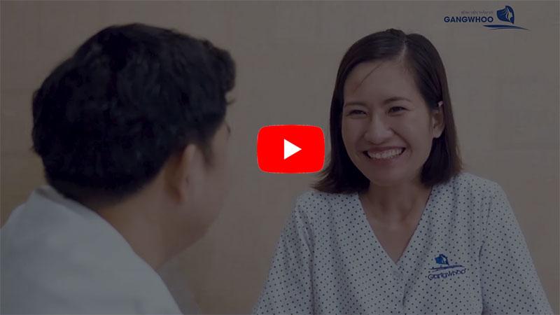 Chị NTH quyết định thoát kiếp mẹ sề khi chọn bệnh viện thẩm mỹ Gangwhoo để tân trang vòng 2 của mình