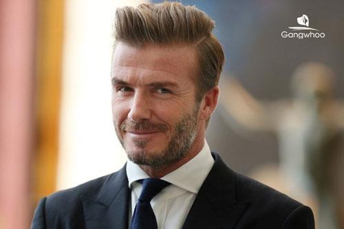 Bộ Râu Quai Nón Đầy Lịch Lãm Của David Beckham