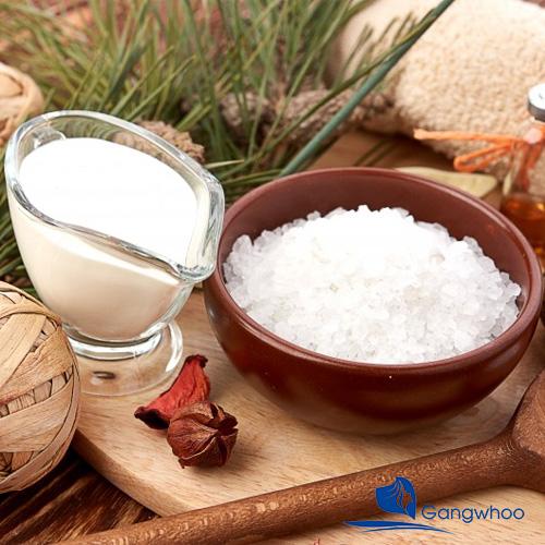 Cách Trị Mụn Lưng Bằng Muối Và Sữa
