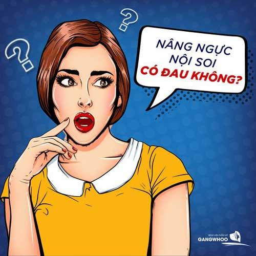 Nâng Ngực Có Đau Không? – Chia Sẻ Từ Bác Sĩ Gangwhoo