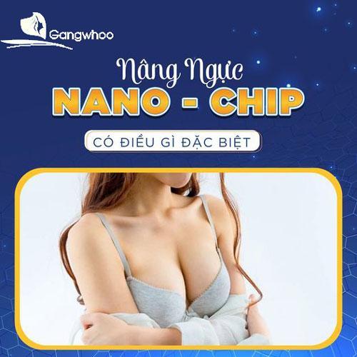 Nâng Ngực Nội Soi Túi (Nano Chip) 1